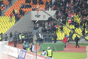 Football threatens to mar Racist Olympics 2012 in Poland and Ukraine