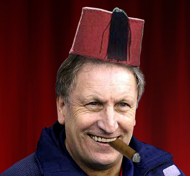 Neil Warnock's Comedy Corner