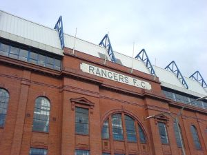 Rangers fans debate SPL or Third Division