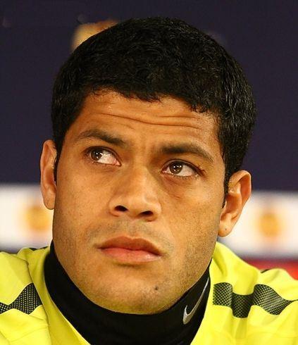 Brazil forward Hulk