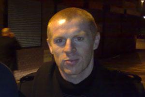 Hoops boss Neil Lennon
