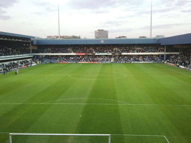 QPR stadium Loftus Road