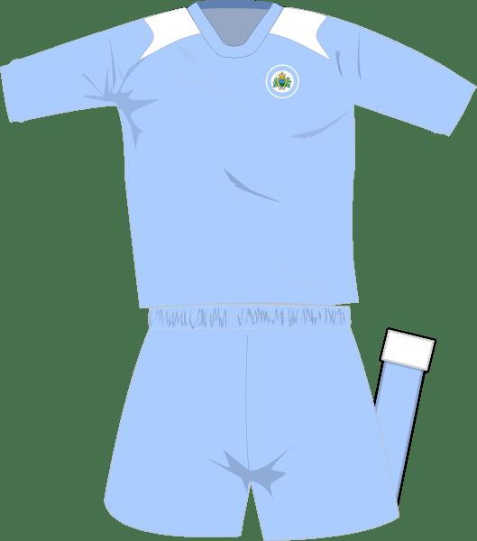 San Marino kit