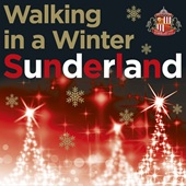 Walking in a Winter Sunderland Christmas card