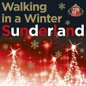Walking in a Winter Sunderland Christmas card