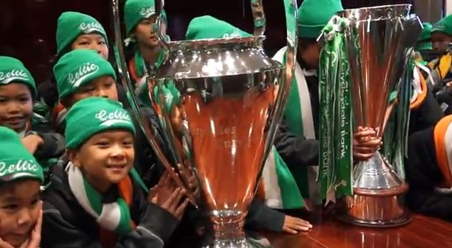 """The Thai Tims with """"The Big Cup"""""""