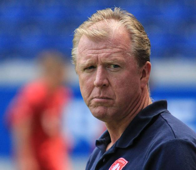 Steve McClaren Derby County manager