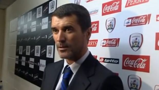 Roy Keane refuses to answer question from a reporter, one of the best Roy Keane videos