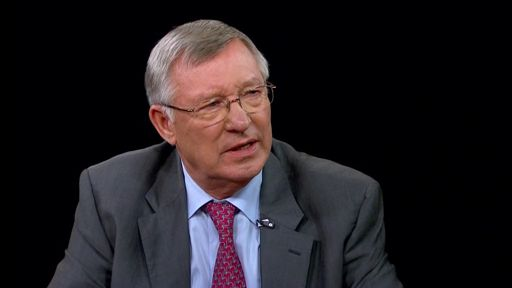 The Sir Alex Ferguson interview on The Charlie Rose Show