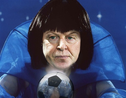 Mystic Megson, here with his Premier League Predictions