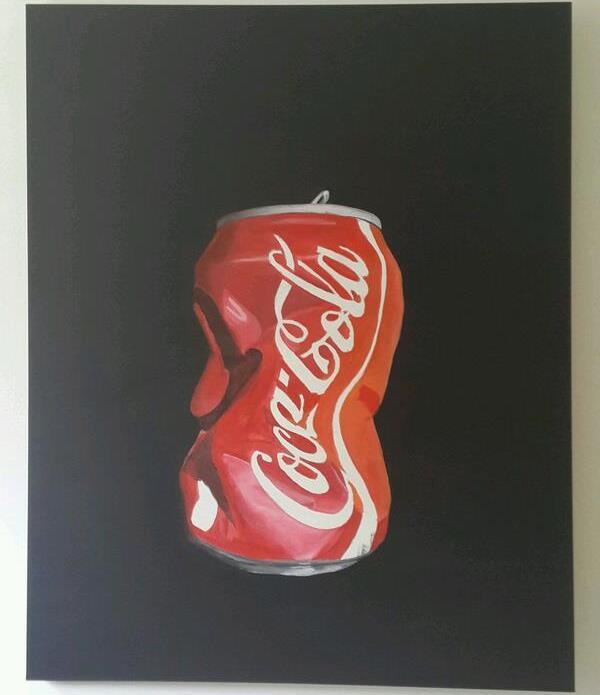 Thomas Sorensen Coke can