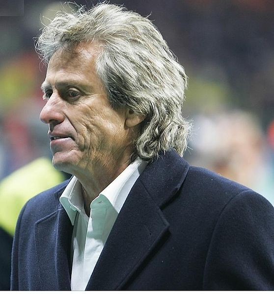 Benfica manager Jorge Jesus, on the most entertaining Champions League managers