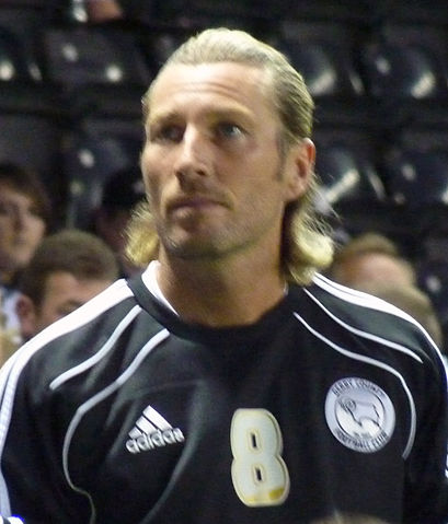 Robbie Savage, featured in one of the Tweets of the Weekend