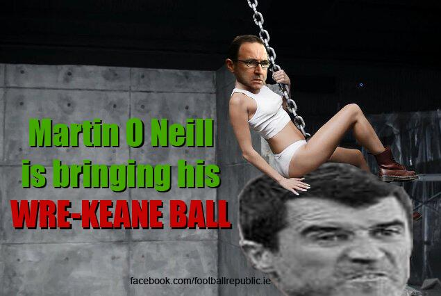One of the best O'Neill and Keane jokes as pair prepare to manage Ireland