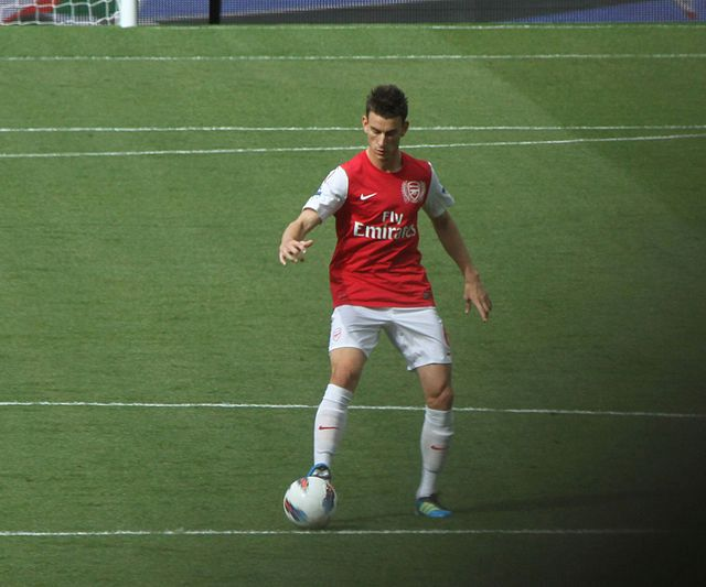 Laurent Koscielny, one of our Fantasy Football tips for Gameweek 14