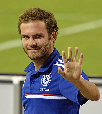 In his glory Chelsea days, before the Juan Mata jokes rolled in after Manchester United's bid was accepted by Chelsea