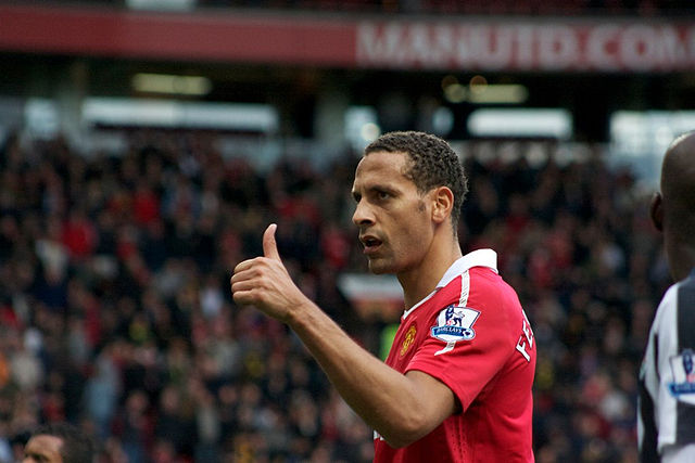 Rio Ferdinand, who fielded #AskRio questions on Twitter