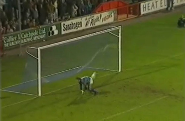 Ipswich Town v Luton, one of our worst penalty shoot-outs
