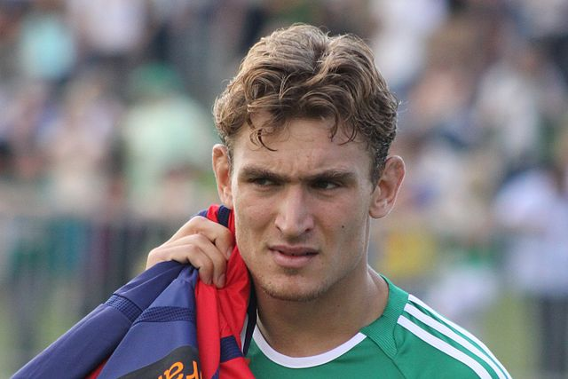 Nikica Jelavic, signed from Everton by Hull City