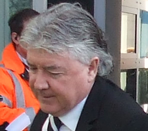 The subject of all our favourite Joe Kinnear jokes after his Newcastle United Director of Football resignation