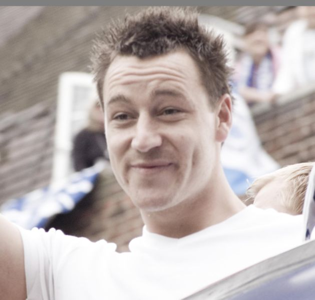 The star of the controversial John Terry Galatasaray tweets after the Champions League two-ball incident