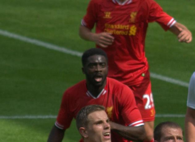 The subject of the best Kolo Touré tweets and jokes after his own goal and ref bash against Fulham