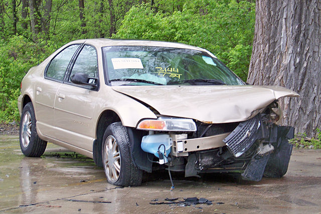 A Sebring Sedan accident that was involved in an accident, similarly the Mesut Özil jokes are a result of an accident