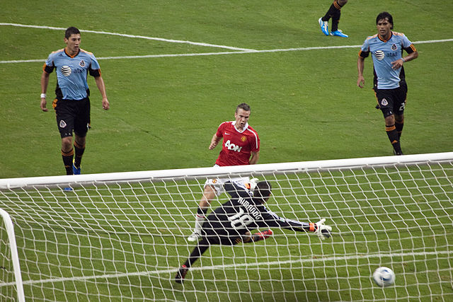 Scoring a goal before the Tom Cleverley England jokes came in following his Denmark friendly call-up