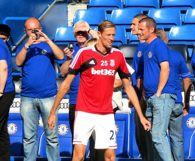 Peter Crouch, one of our Fantasy Football tips for Gameweek 27