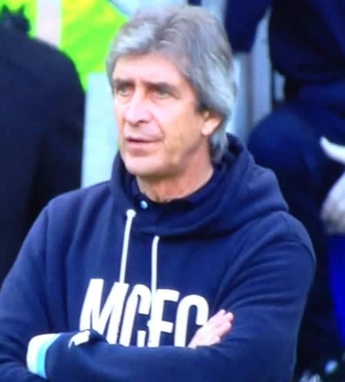 The Manuel Pellegrini hoodie jokes were based on this sight