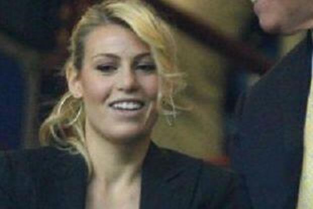 Just one of the Barbara Berlusconi photos