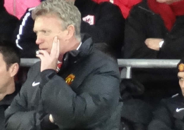 More David Moyes jokes appeared on Twitter after Manchester United are forced to deny they have sacked their manager