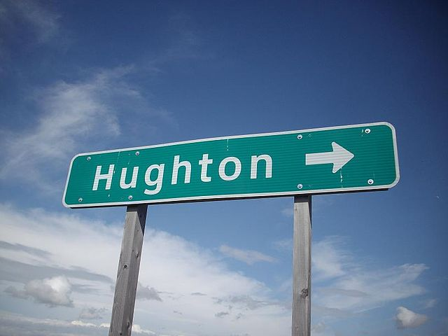 This Hughton sign could have been one of the best Chris Hughton sacked jokes after his Norwich City dismissal