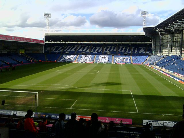 The Hawthorns, the scene of Saido Berahino's alledged West Brom bust-up