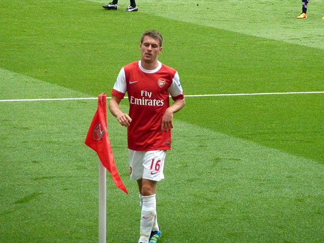 Aaron Ramsey, one of our Fantasy Football tips for Gameweek 36