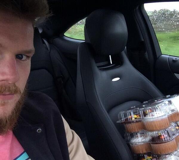 Burnley up, but Gunnarsson's got cupcakes