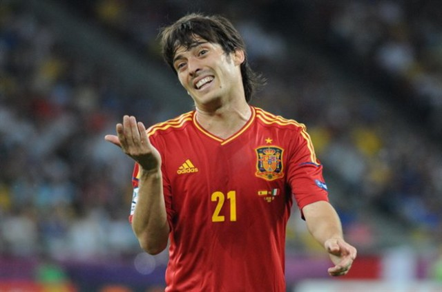 David Silva, one of our Fantasy Football tips for Gameweek 35