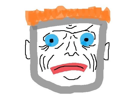 David Moyes sad face smiley