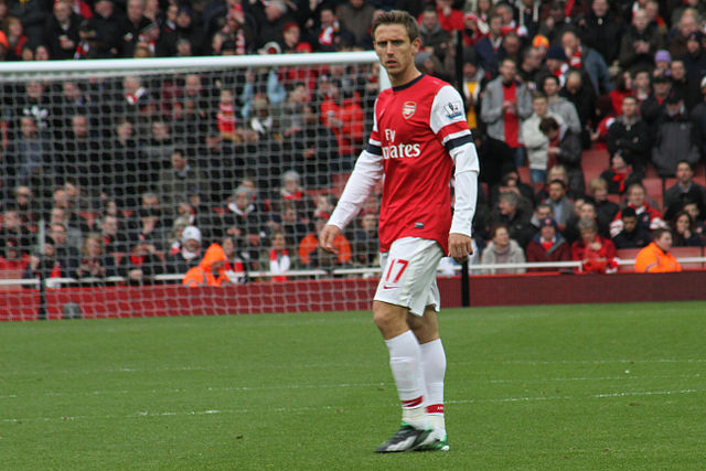 Nacho Monreal, one of our Fantasy Football tips for Gameweek 36
