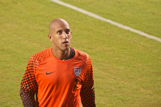 Tim Howard, one of our Fantasy Football tips for Gameweek 35