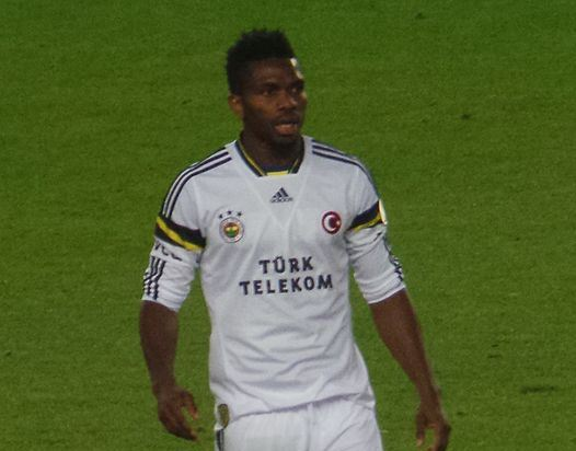 Joseph Yobo, subject of one of our top 6 football excuses