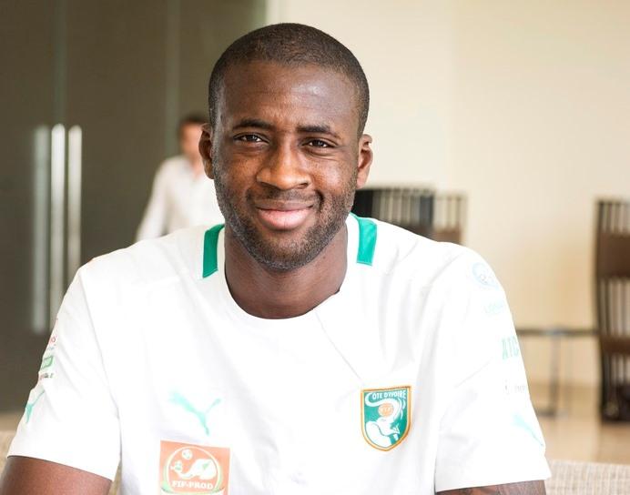 Scorer of the latest Yaya Touré wonder goal