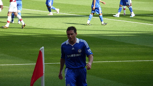 Frank Lampard England retirement will see him walking away like this