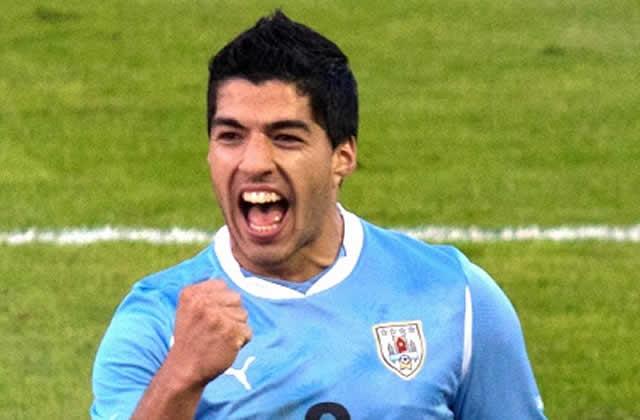 As he awaits to hear his fate, the Luis Suárez bite jokes continue