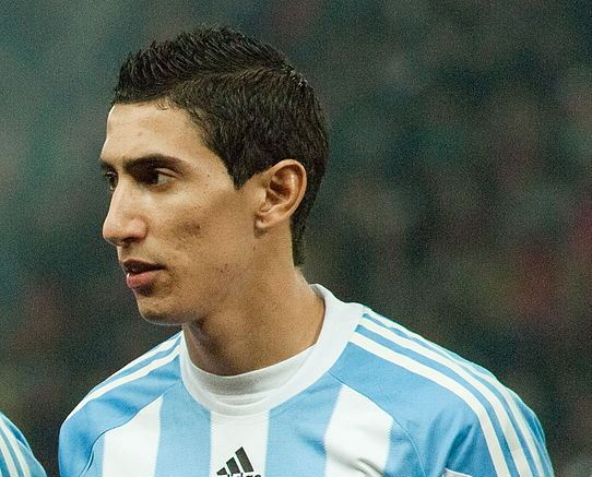 Ángel di María, one of our World Cup Fantasy Football tips for the group stage