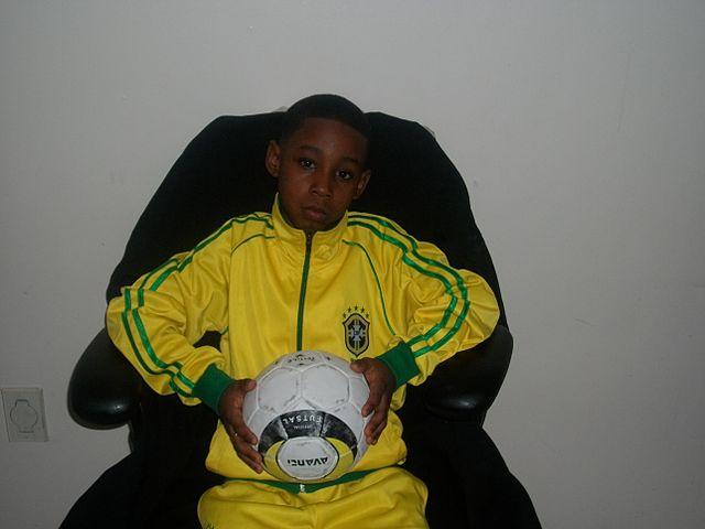 Lil Pele probably won't like the puns from Brazil vs Germany