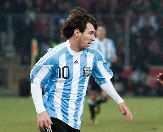 Lionel Messi jokes are based on this guy