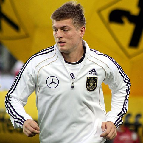 Toni Kroos, one of our World Cup Fantasy Football tips for the semi-finals