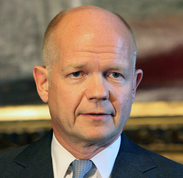 Phil Scolari quits, William Hague steps in?