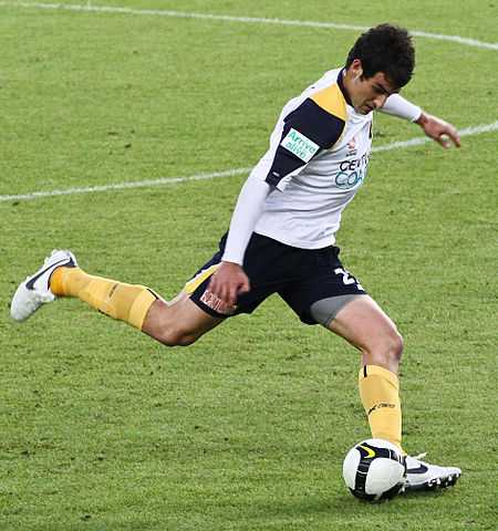 One of our Fantasy Premier League tips for 2014-15, Crystal Palace's Mile Jedinak
